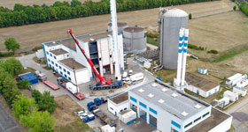 13,5 MW combined heat & power for Stendal