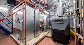 CHP plant of the month November 2020